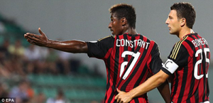 Raging Kevin Constant