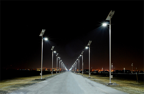 Turning The Lights Back On In Mogadishu, Somalia