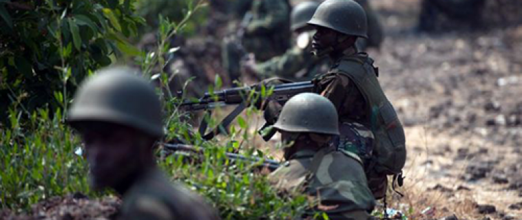 DR Congo M23 rebels battle army troops near Goma city