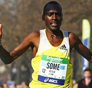 Filling running shoes of Kenya's greats.